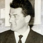 Giacomo nel maggio del 1960 al Premio Montichiari.